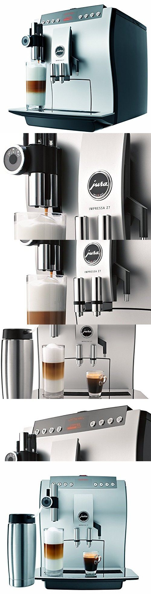 Jura Impressa Z7 Automatic Coffee Center