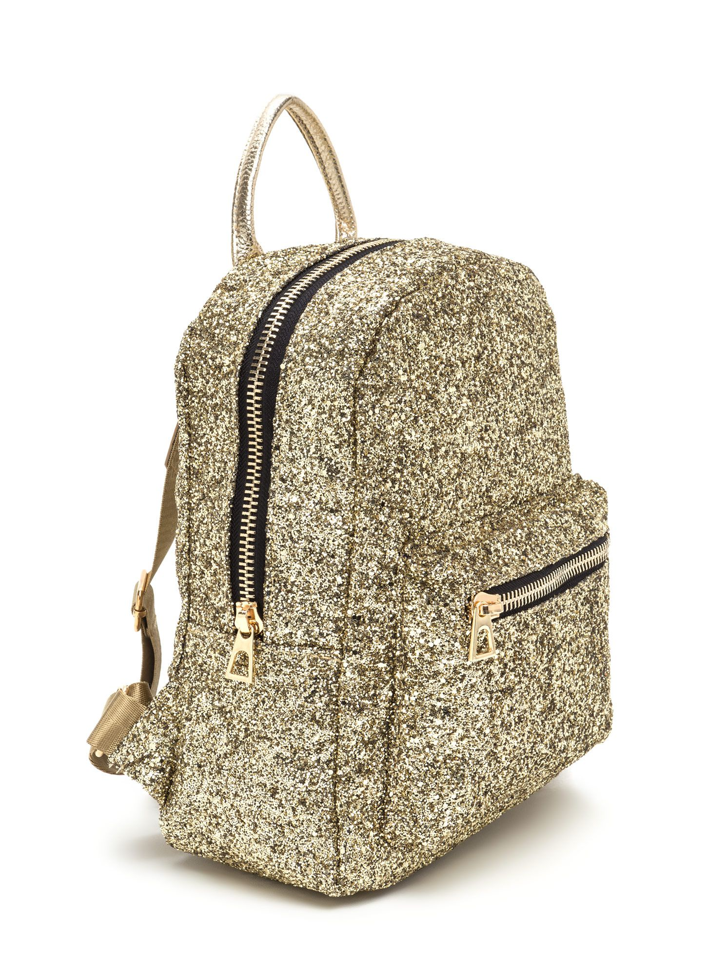 83f31fa4d3 Glitzy Glitter Backpack. Comes in multi color too!