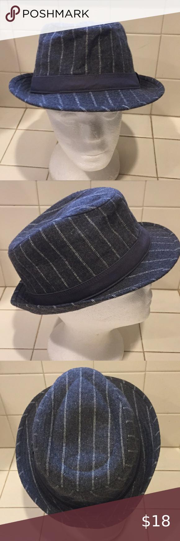 Quiksilver Fedora Style Hat Size L Xl Hat Fashion Quiksilver Hats