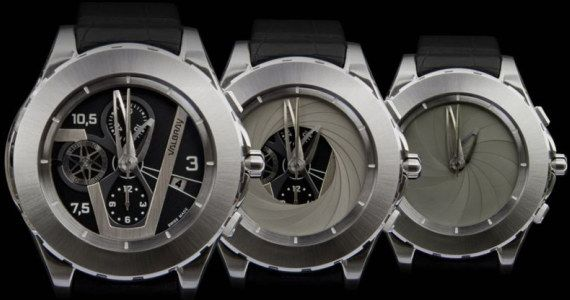 Time For A Convertible: Watches With More Than One Face   watch talk