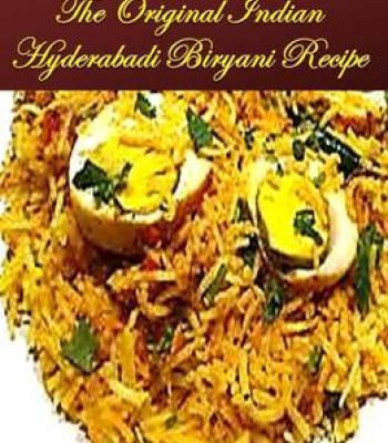 The original indian hyderabadi biryani recipe pdf cookbooks the original indian hyderabadi biryani recipe pdf forumfinder Image collections