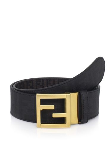 a47e064f85 51% OFF Fendi Men's Reversible Belt (Black) Belts #belts #fashion ...