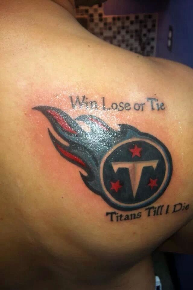 tennessee titans tattoo images - Google Search Tennessee Titans