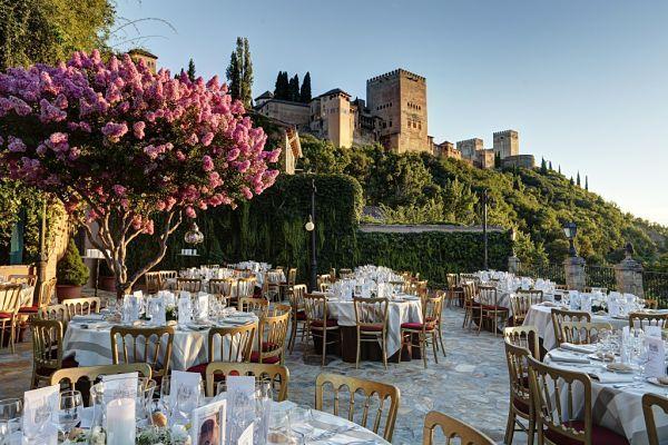 Qui n no querr a casarse en un lugar as laalhambra - Sitios para casarse en madrid ...