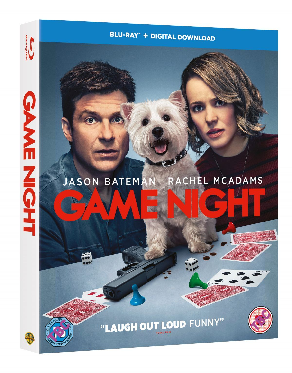 Game Night will have you laughing out very loud Review
