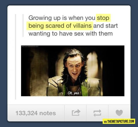 Growing up changes things… | Humour | Loki, Funny, Avengers