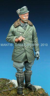 German SS General-Europe 1944-45