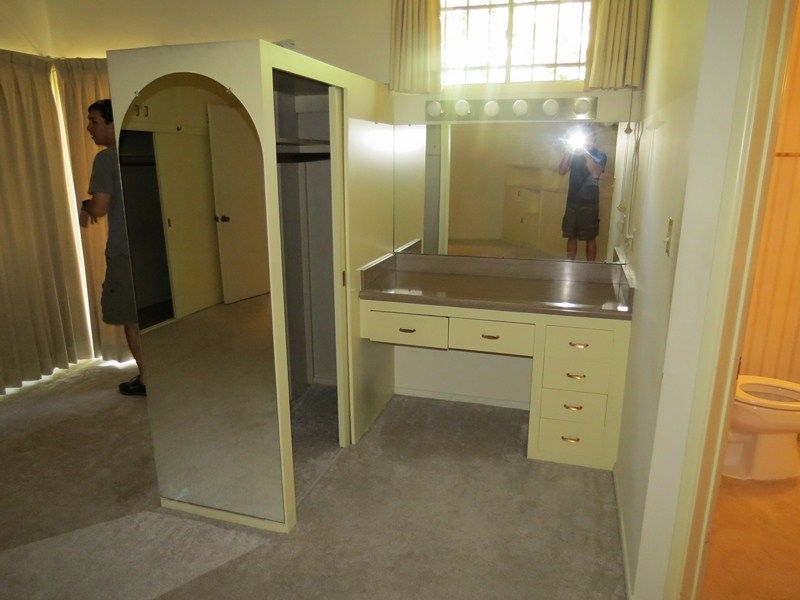 Before, Possible Demo Area For Bathroom Expansion