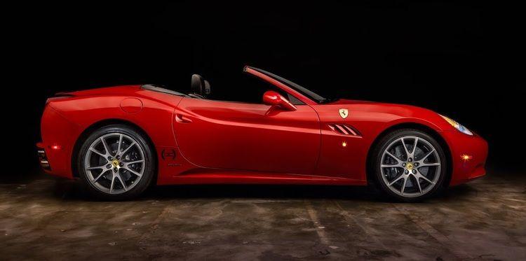Ferrari california 245000 453ph 43l v8 7 speed paddle