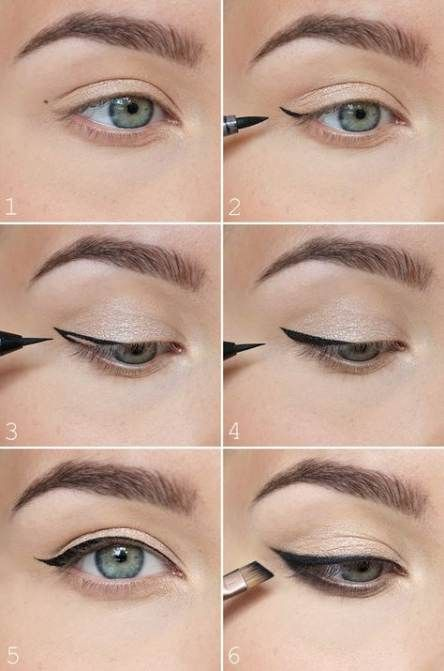 Photo of 51+ Ideas For Makeup Eyeliner Winged Liquid Liner