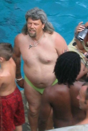 Fat Hairy Old Men