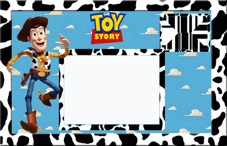 Toy Story: Invitaciones para Imprimir Gratis. | Toy story ...