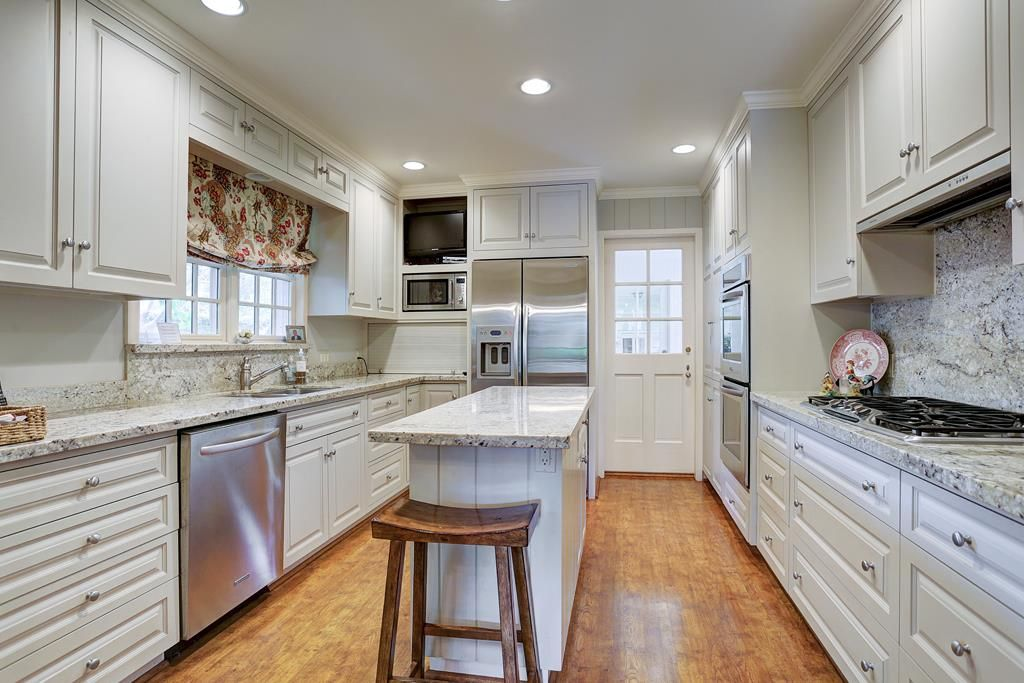 3250 Huntingdon Houston, TX small kitchen remodel Remodel Kitchen