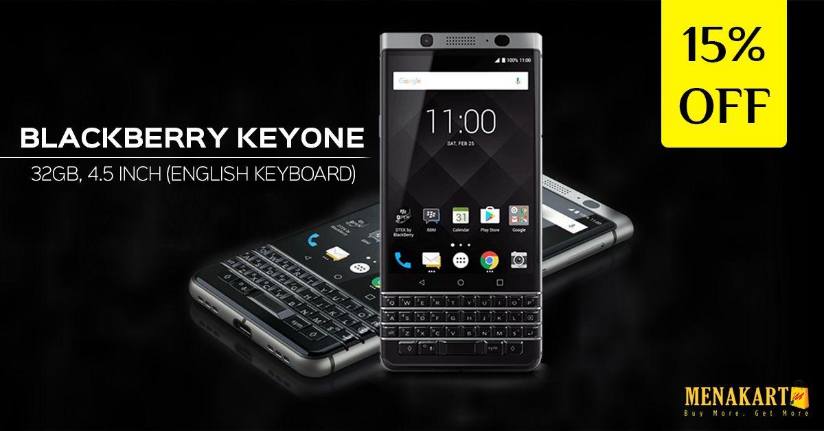 Shop for BlackBerry Keyone, 32GB, 4 5 inch (English Keyboard) Online
