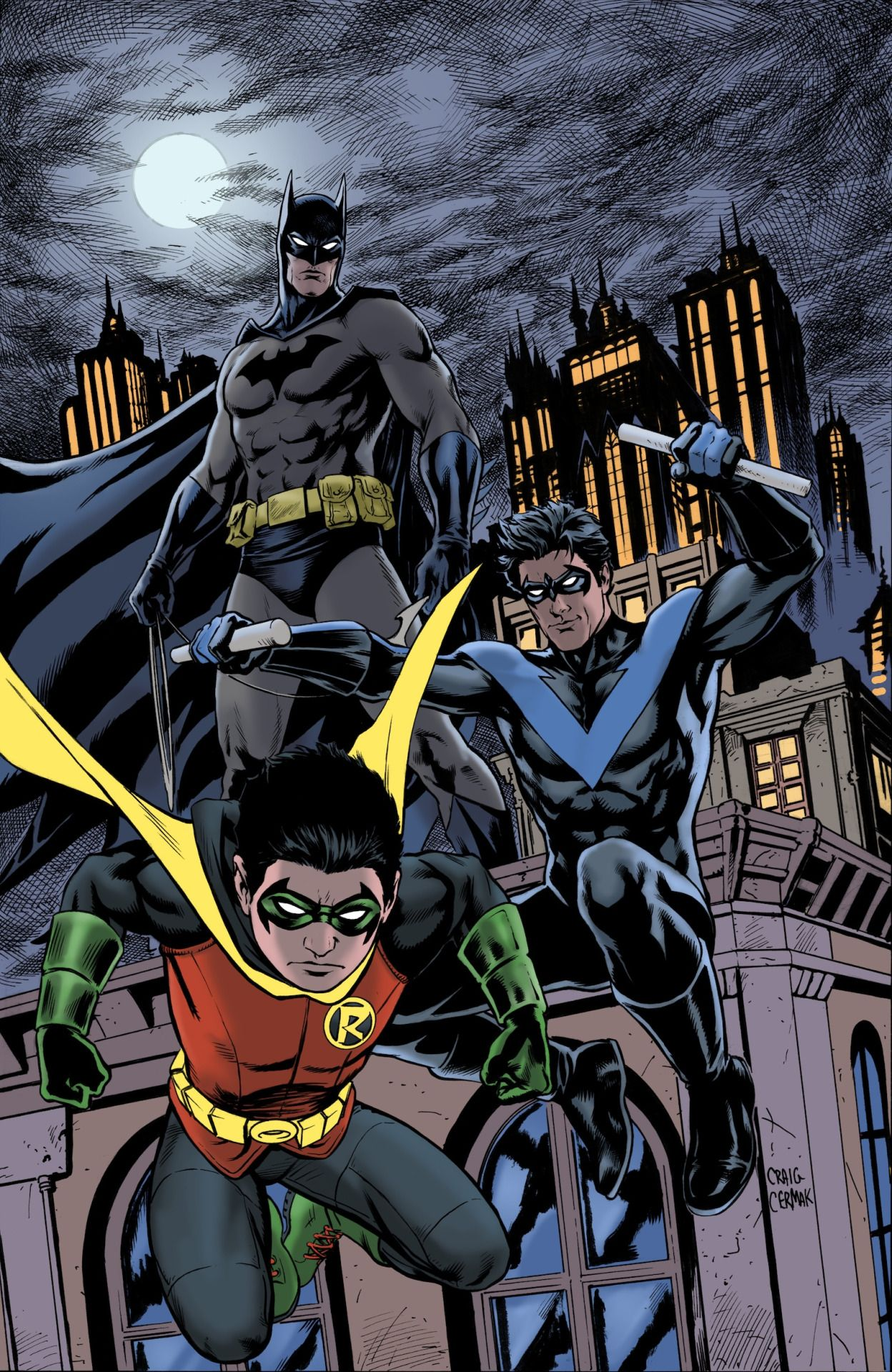 Pin by Clio Z on Sexy or Cute Dick Grayson Stuff <3 | Pinterest