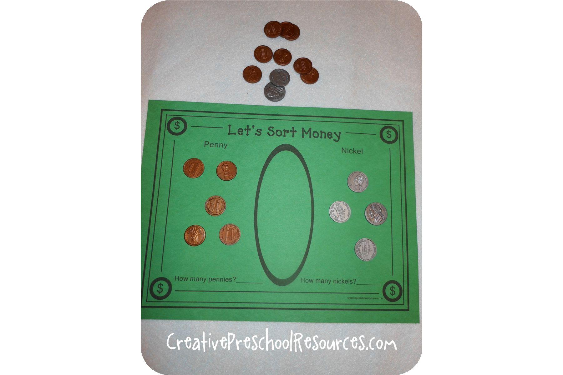Penny Nickel Sort February