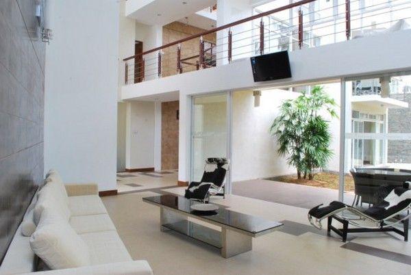Contemporary Residence In Sri Lanka By Architect Channa Horombuwa