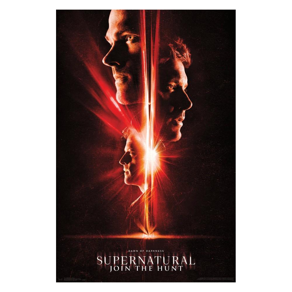 Supernatural Season 13 Unframed Wall Poster Print 34 X 22