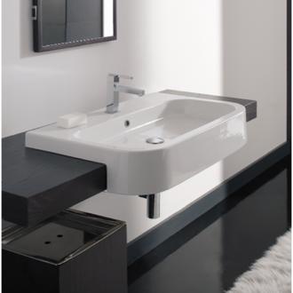 Trinity Semi Recessed Basin Semi Recessed Basin Bathroom Dimensions Basin