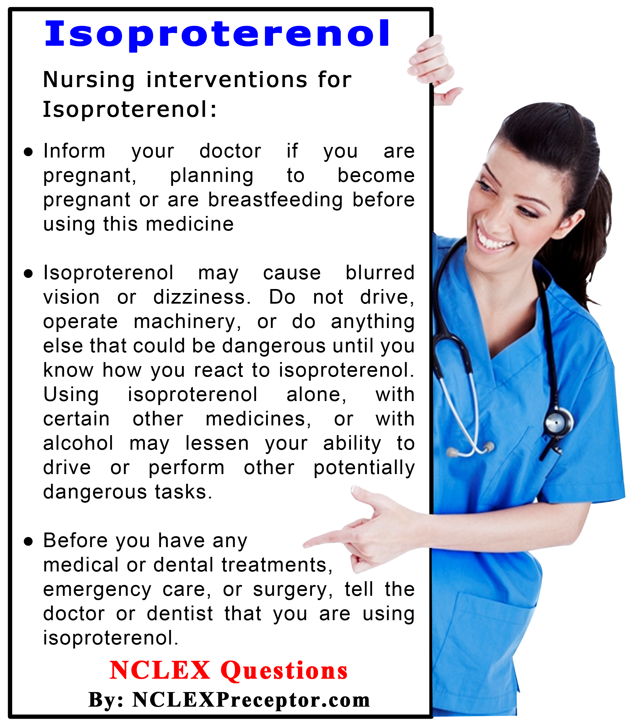 how to learn medications for nclex