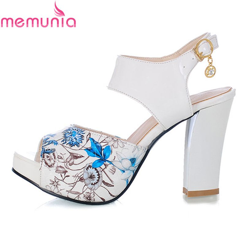 4acd8296671d This is great forHot sale women sandals high quality printing leather ankle  strap