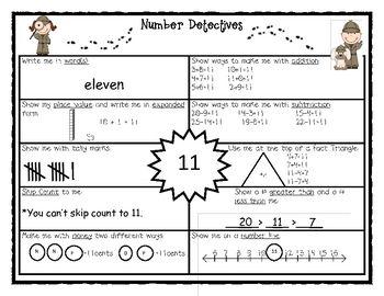 Number Detectives K 2 Teaching Math Homeschool Math Math