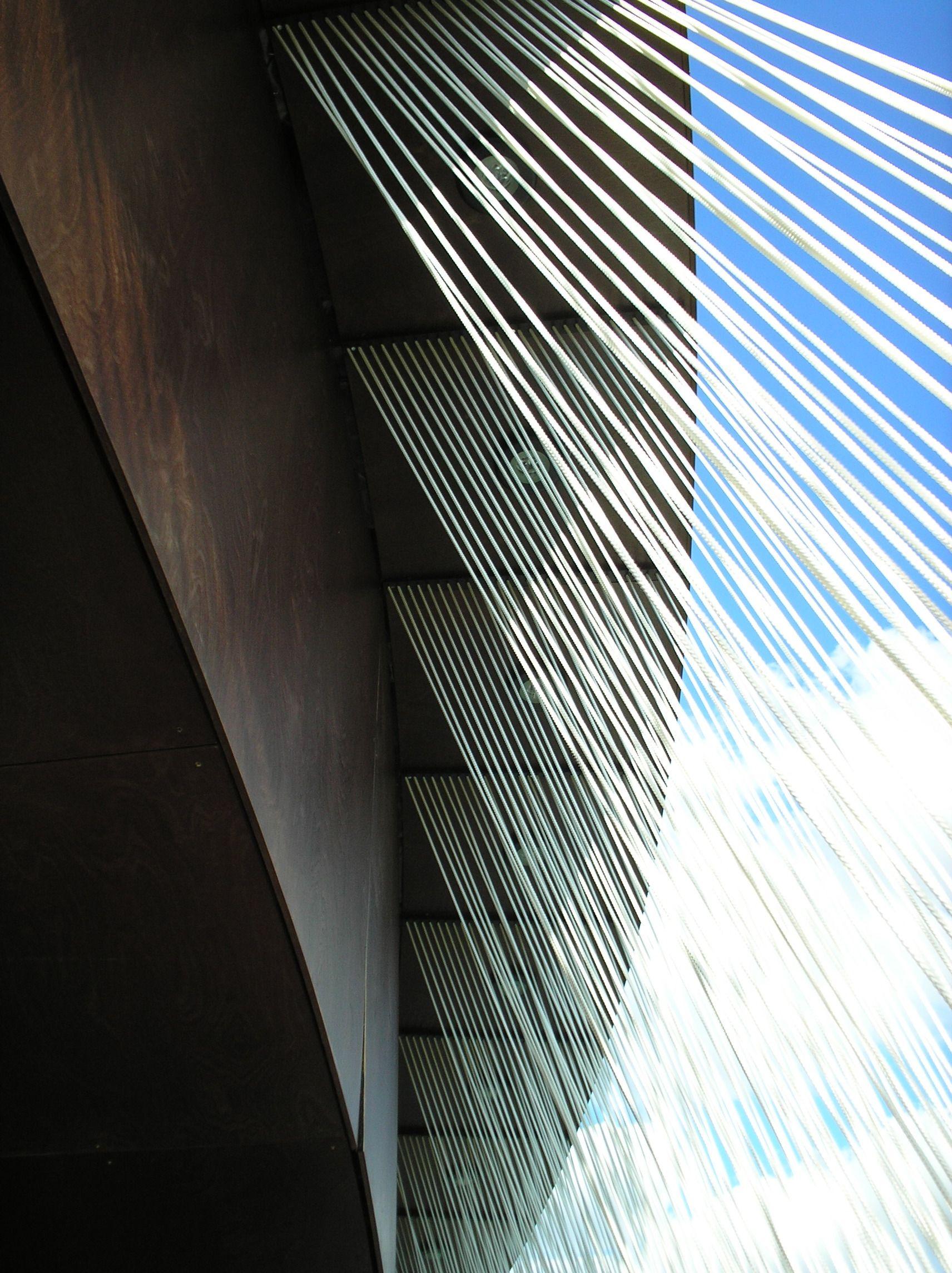 Serpentine pavillion Eliasson