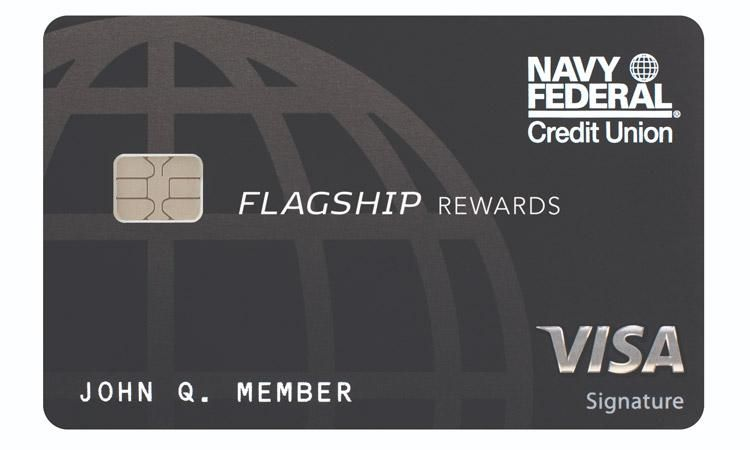 Introducing the navy federal credit union visa signature