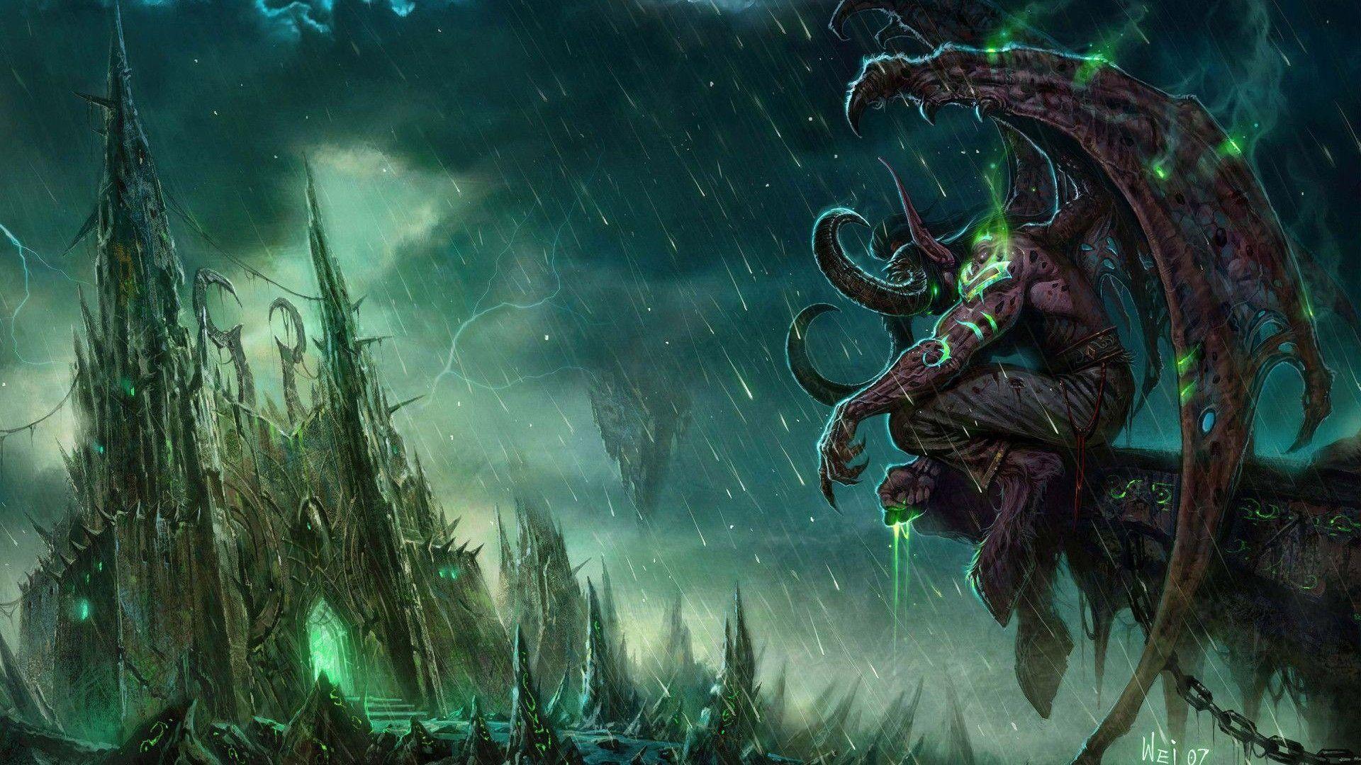 Dark Fantasy Wallpaper Hd World Of Warcraft Dark Fantasy Warcraft