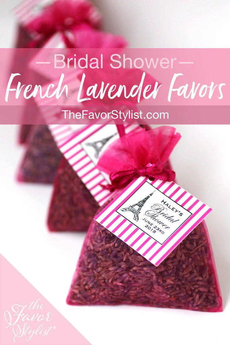 Bridal Shower Lavender Sachets   Lavender sachets, Lavender buds and ...
