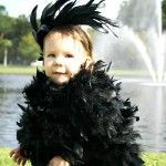 No-Sew DIY Bird Halloween Costume for Kids