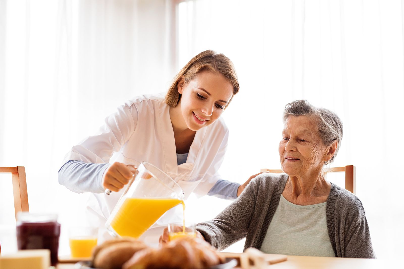 Home Care in Woolwich Township NJ If you're a caregiver
