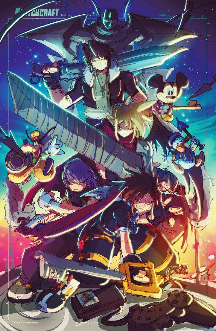 Kingdom Hearts 2 Ruffy By Robduenas On Deviantart Kingdom Hearts Wallpaper Kingdom Hearts Fanart Kingdom Hearts
