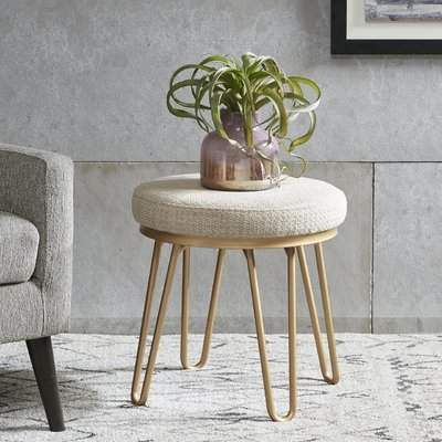 Astounding George Oliver Bernard Vanity Stool Furniture In 2019 Gmtry Best Dining Table And Chair Ideas Images Gmtryco