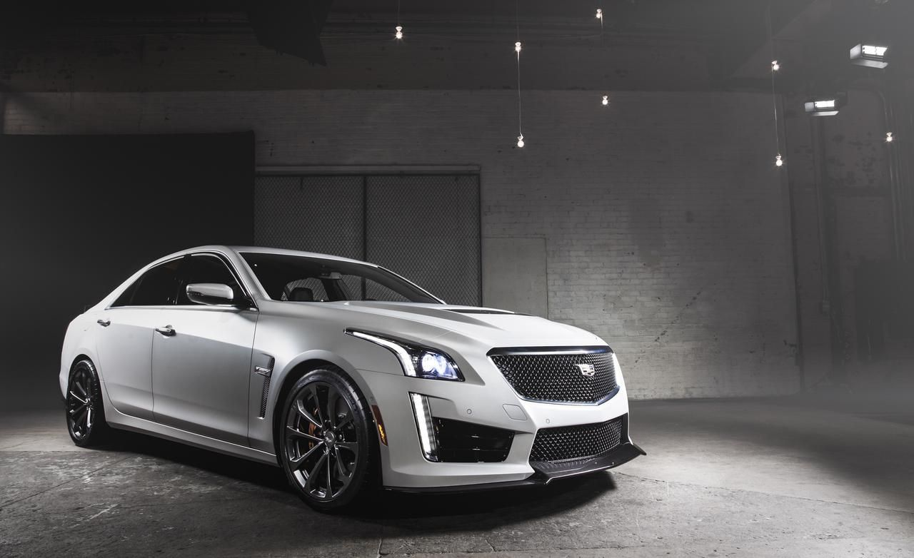 15 Things You Need To Know About The 2016 Cadillac Cts V Sedan News Car And Driver