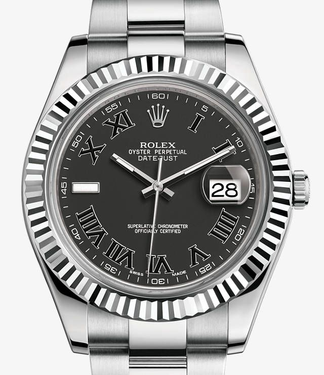 563e711a09730 Orologio Rolex Datejust II: Rolesor giallo (combinazione di acciaio 904L e  oro giallo 18 ct.) – 116333