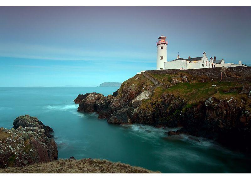 Fanad Head Lighthouse ::2:: by pmd1138.deviantart.com on @deviantART