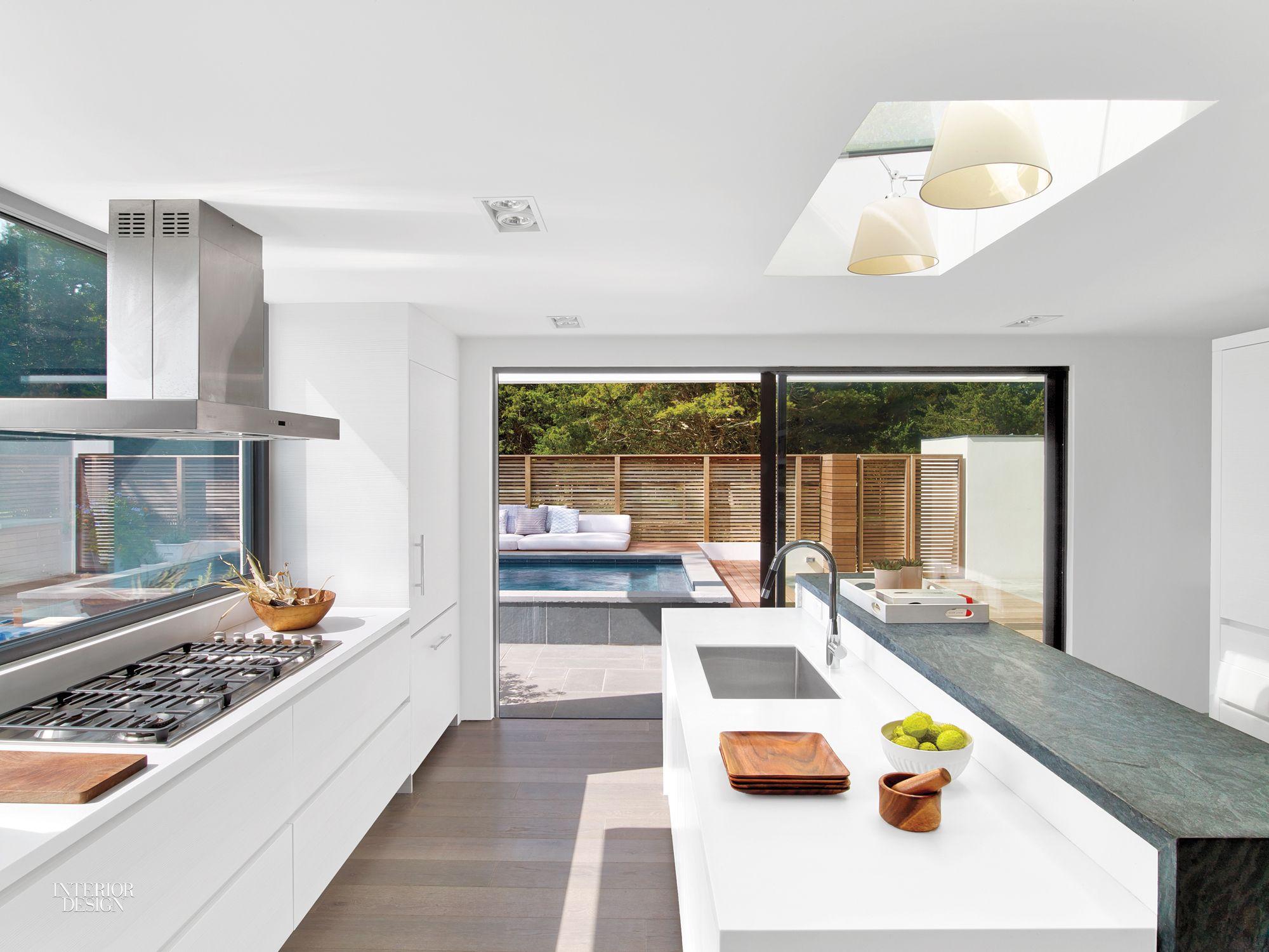 Meyer Davis Studio Reinvents a Modernist Beach House in East Hampton ...