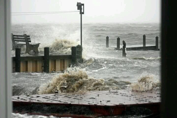 Waretown Nj Hurricane Sandy Ocean County Scenery