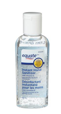 Equate Instant Hand Sanitizer Sanitizer Instant