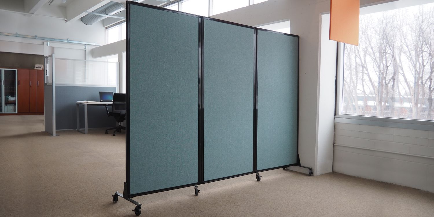 The Quick Wall Available As Both A Folding And Sliding Wall