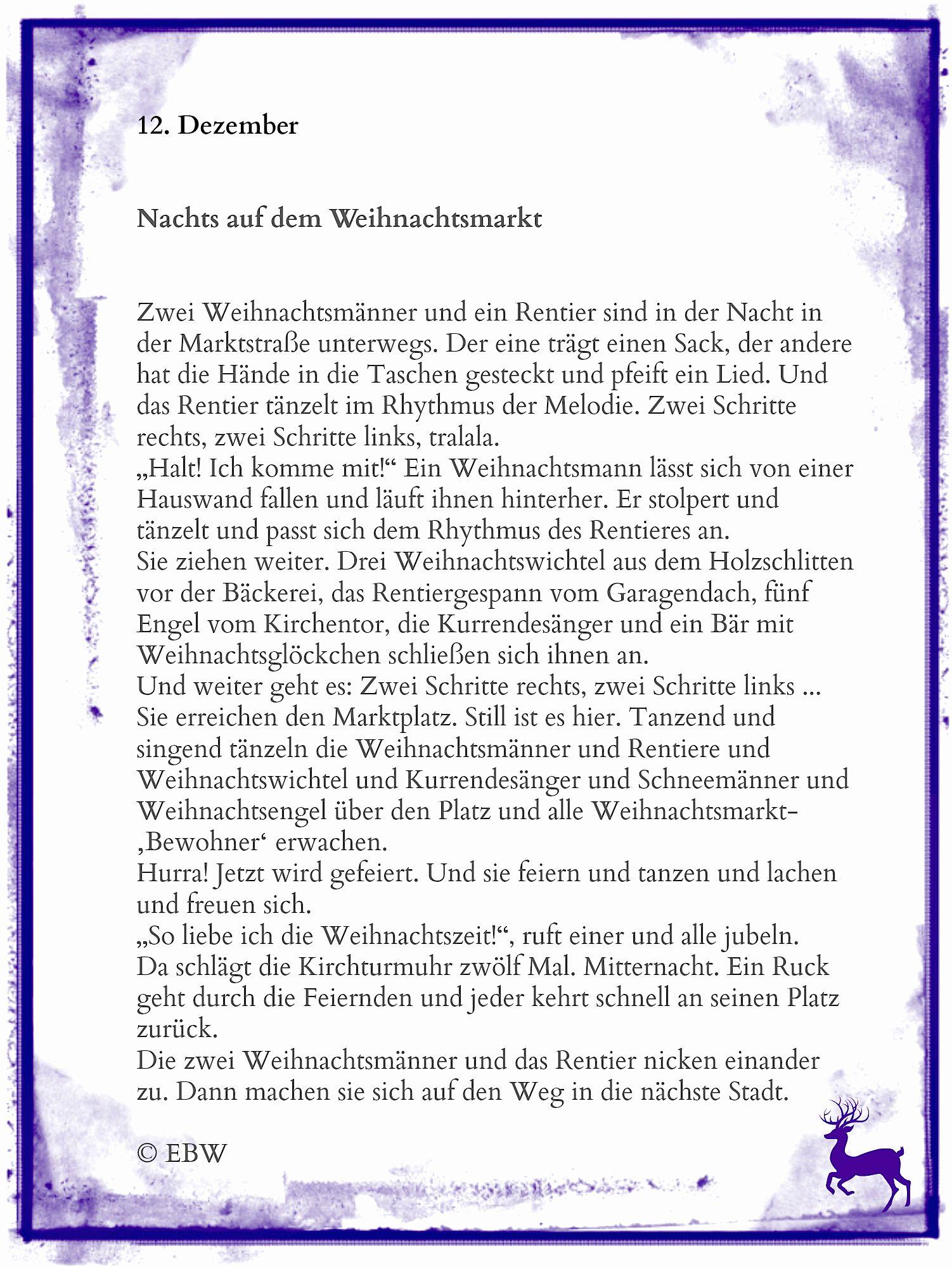 Zauberzeit – 12. Dezember | Geschenk- und Bastelideen | Pinterest ...