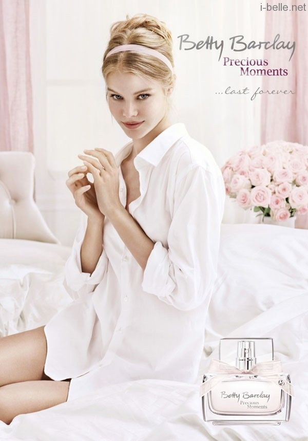 New Fragrance Precious Moments Betty Barclay Betty Barclay Parfum Parfum Betty Barclay