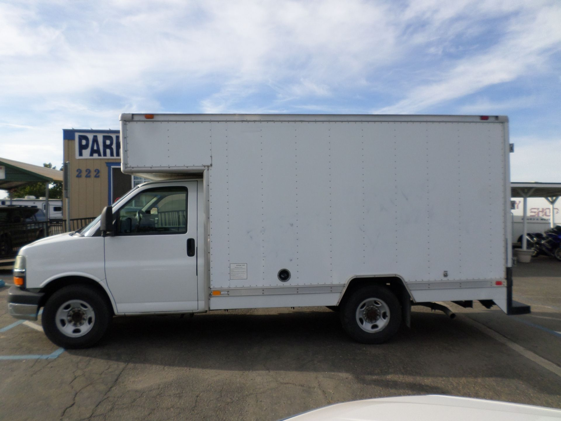 Park Art|My WordPress Blog_What Is A Box Truck Used For