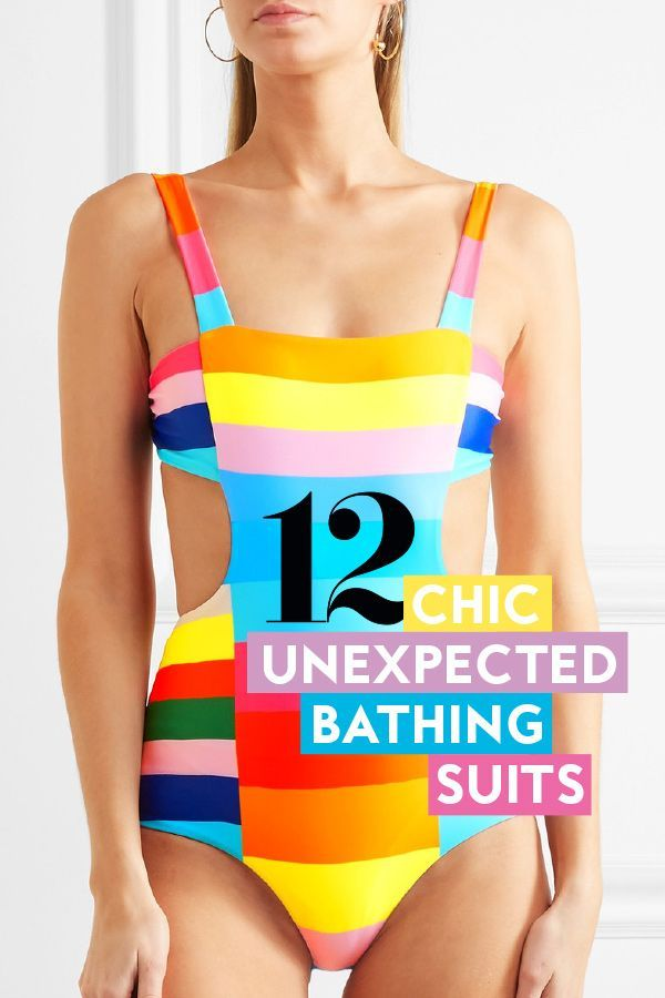 Alternative Lines Swimsuits Tan Weird Worth Not Your Basic