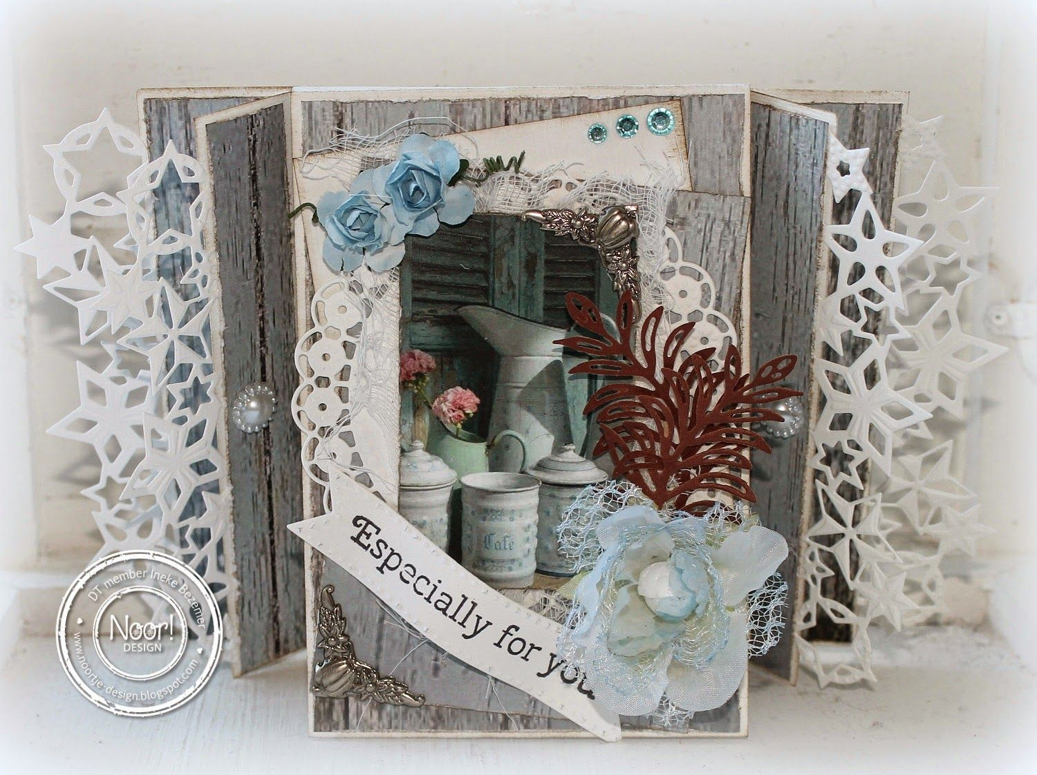 Especially for You card by Ineke Bezemer