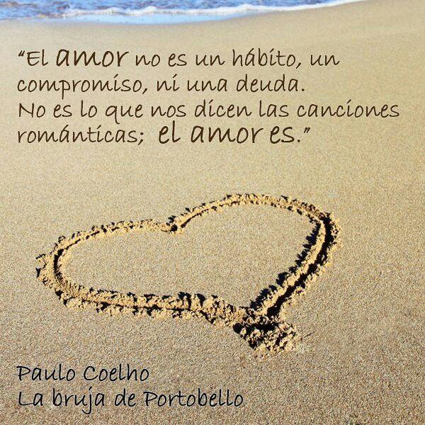 El Amor Simplemente Es!!!