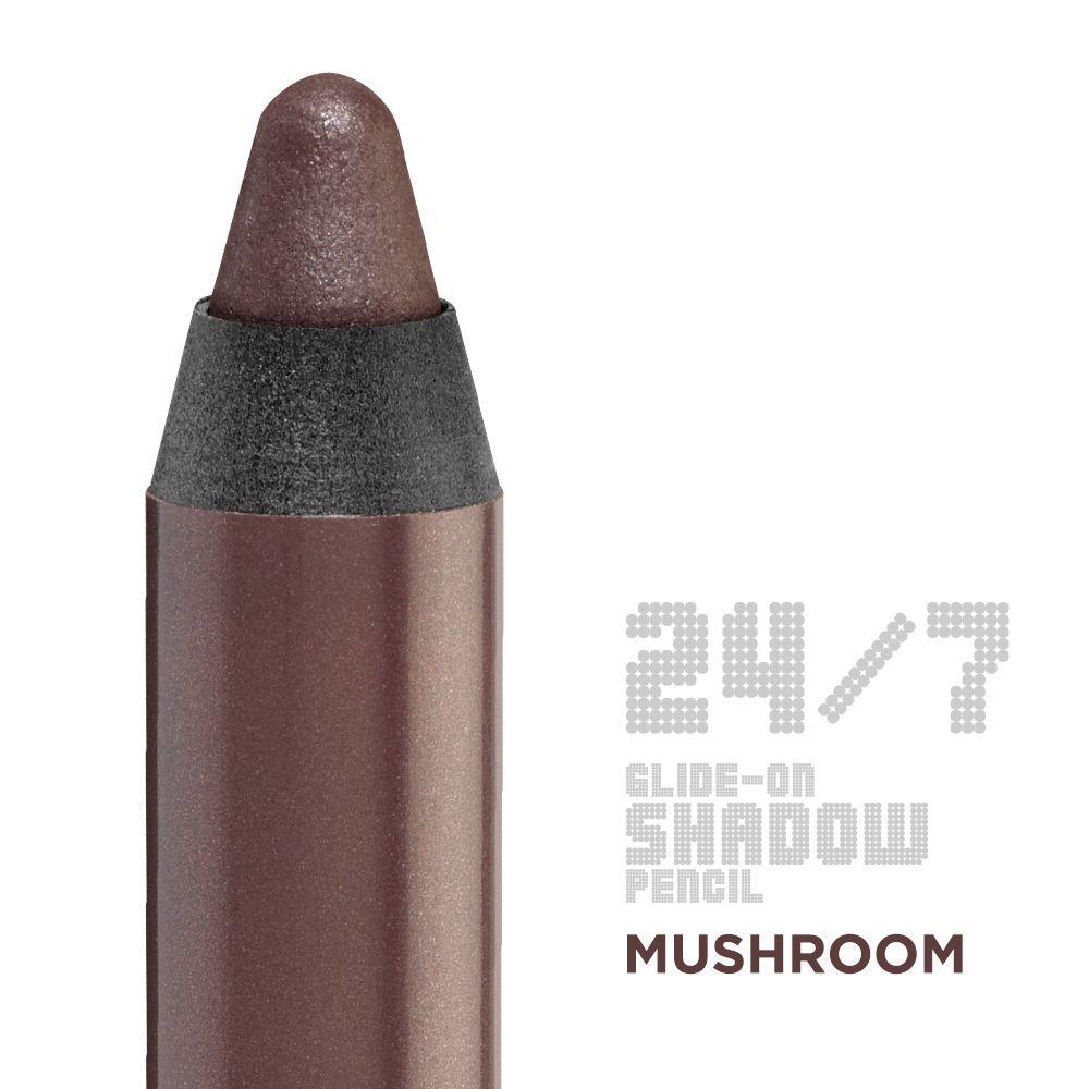 24/7 Glide-On Eye Shadow Pencil by Urban Decay in mushroom