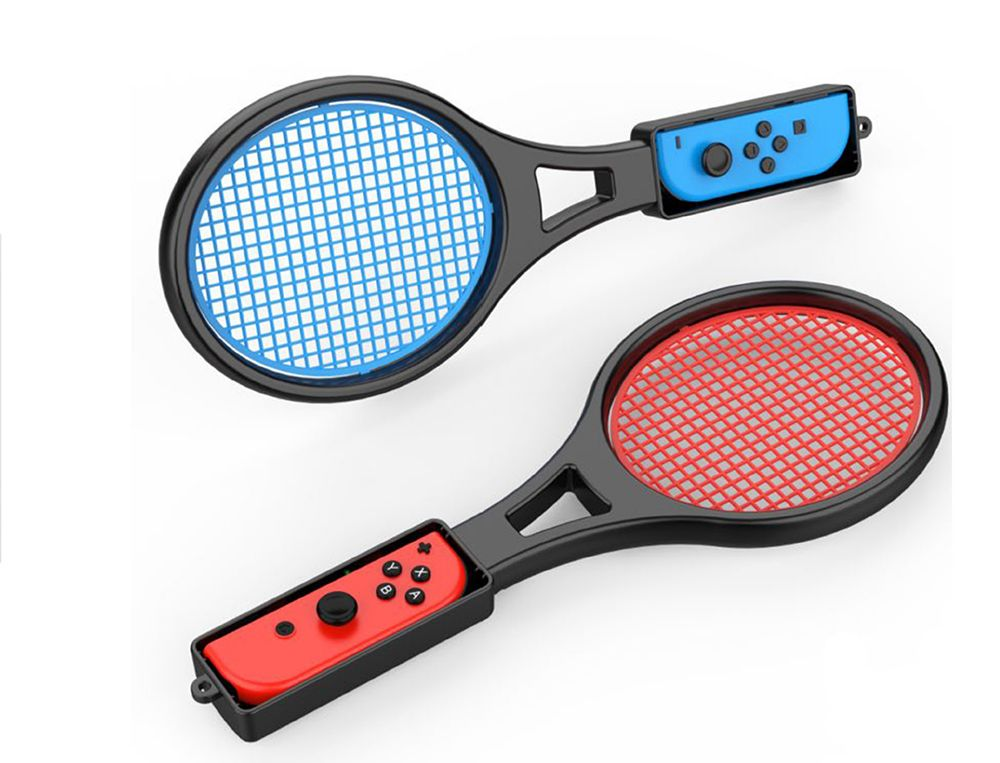 Nintendo Switch Tennis Racket Pack Of 2 Nintendo Switch Accessories Nintendo Controller Nintendo Switch Games