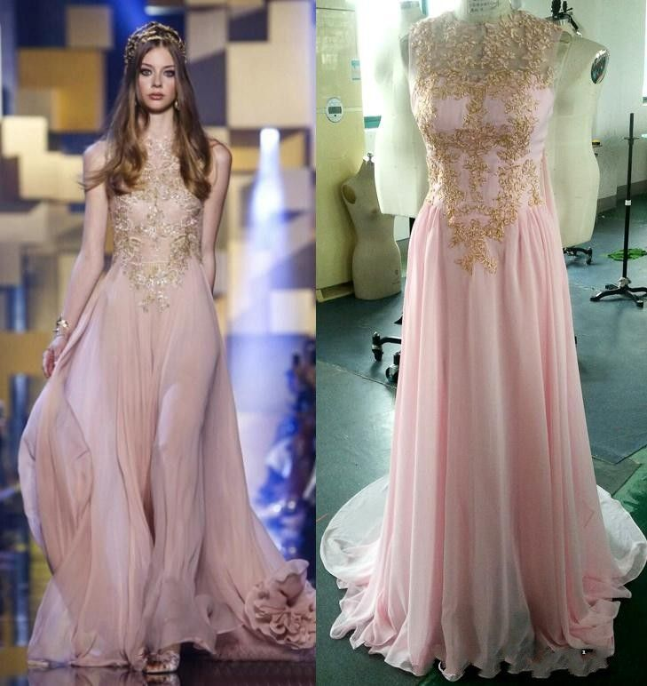 Find More Evening Dresses Information about Real Photos Elie Saab ...